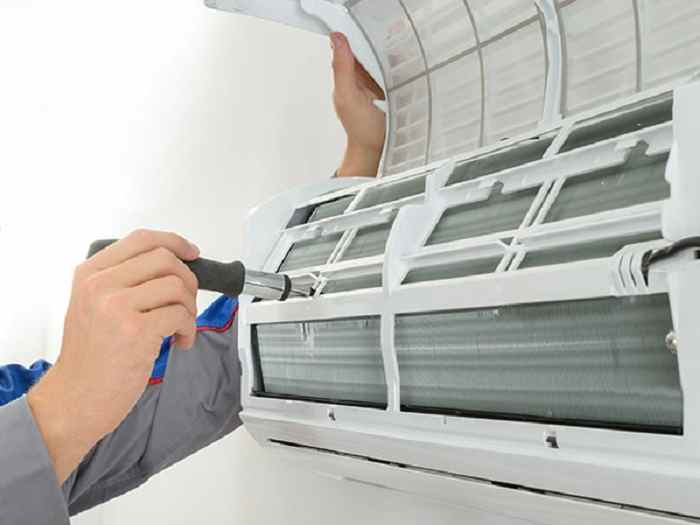 aircon general cleaning