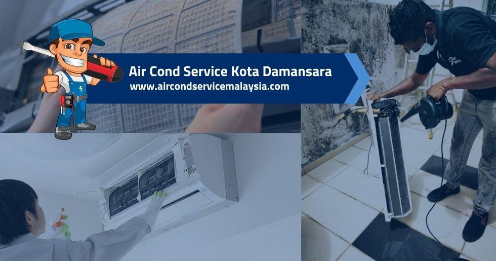 Air Cond Service Kota Damansara