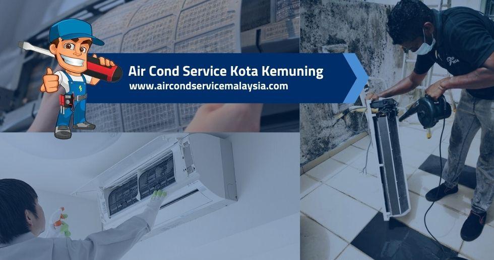 Air Cond Service Kota Kemuning