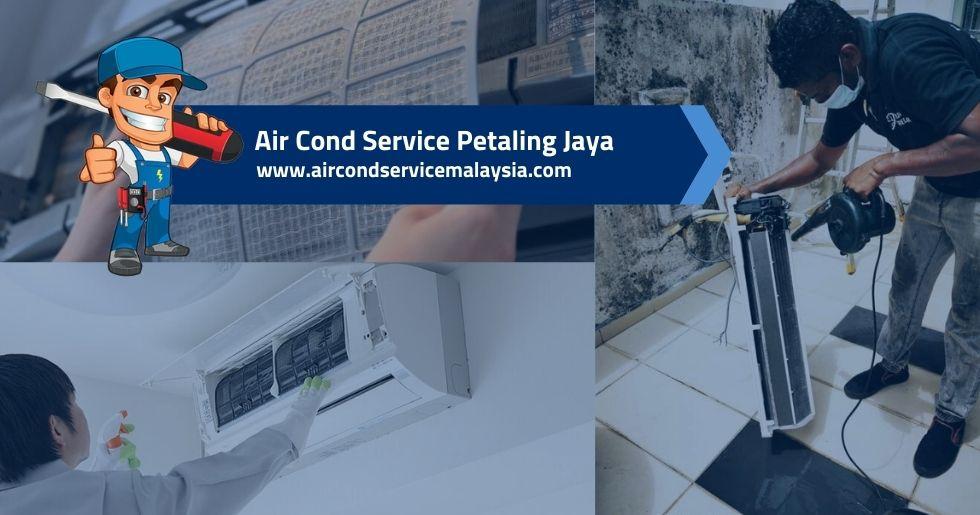 Air Cond Service Petaling Jaya
