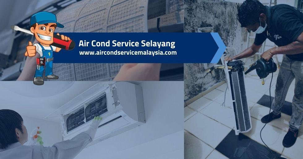 Air Cond Service Selayang