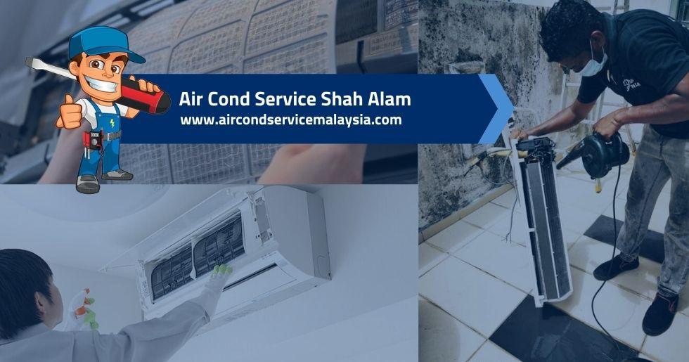 Air Cond Service Shah Alam