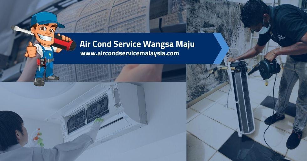 Air Cond Service Wangsa Maju