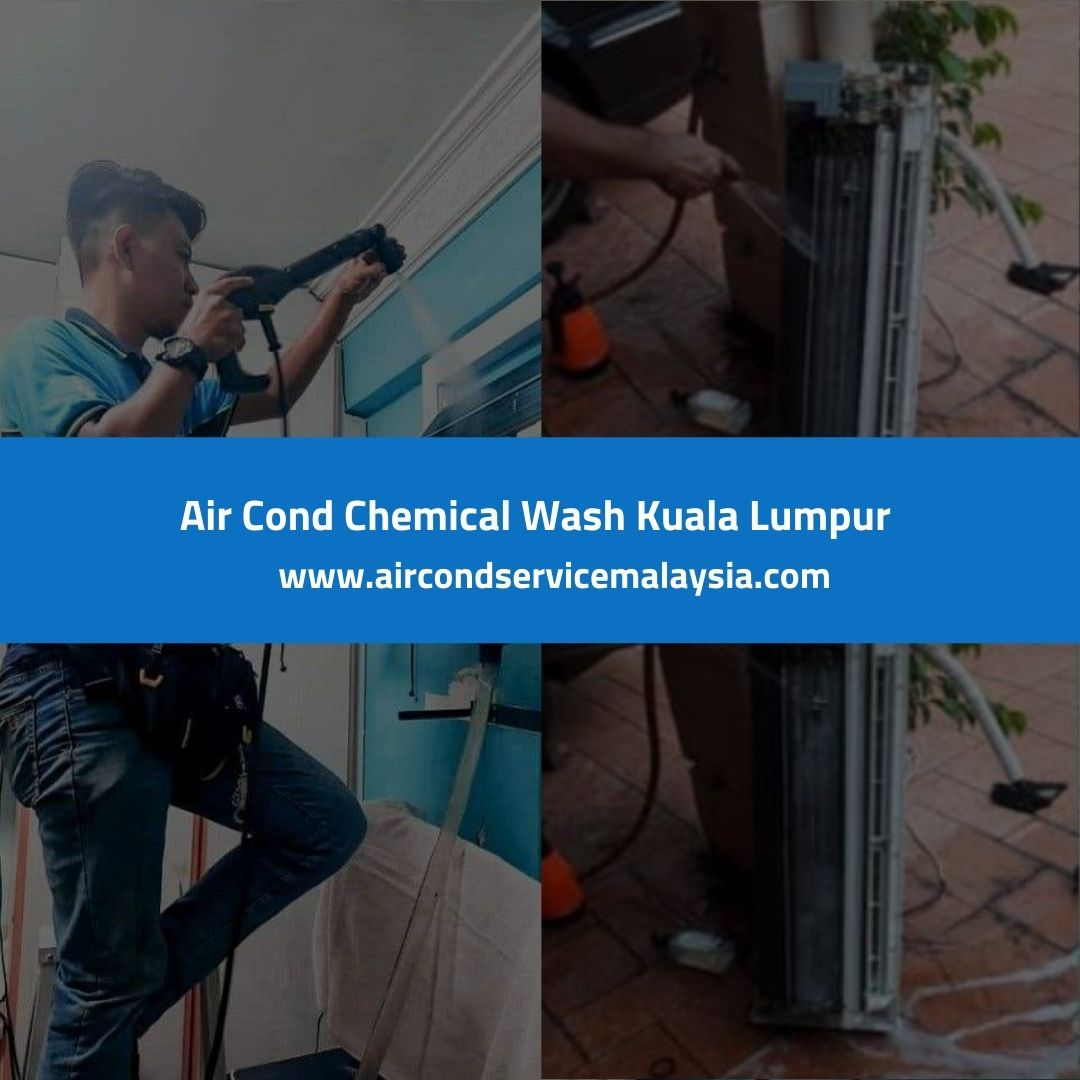 Air Cond Chemical Wash KL