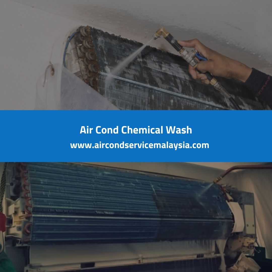 Air Cond Chemical Wash