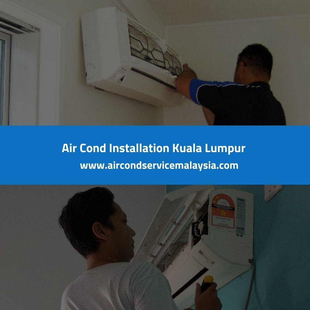 Air Cond Installation KL