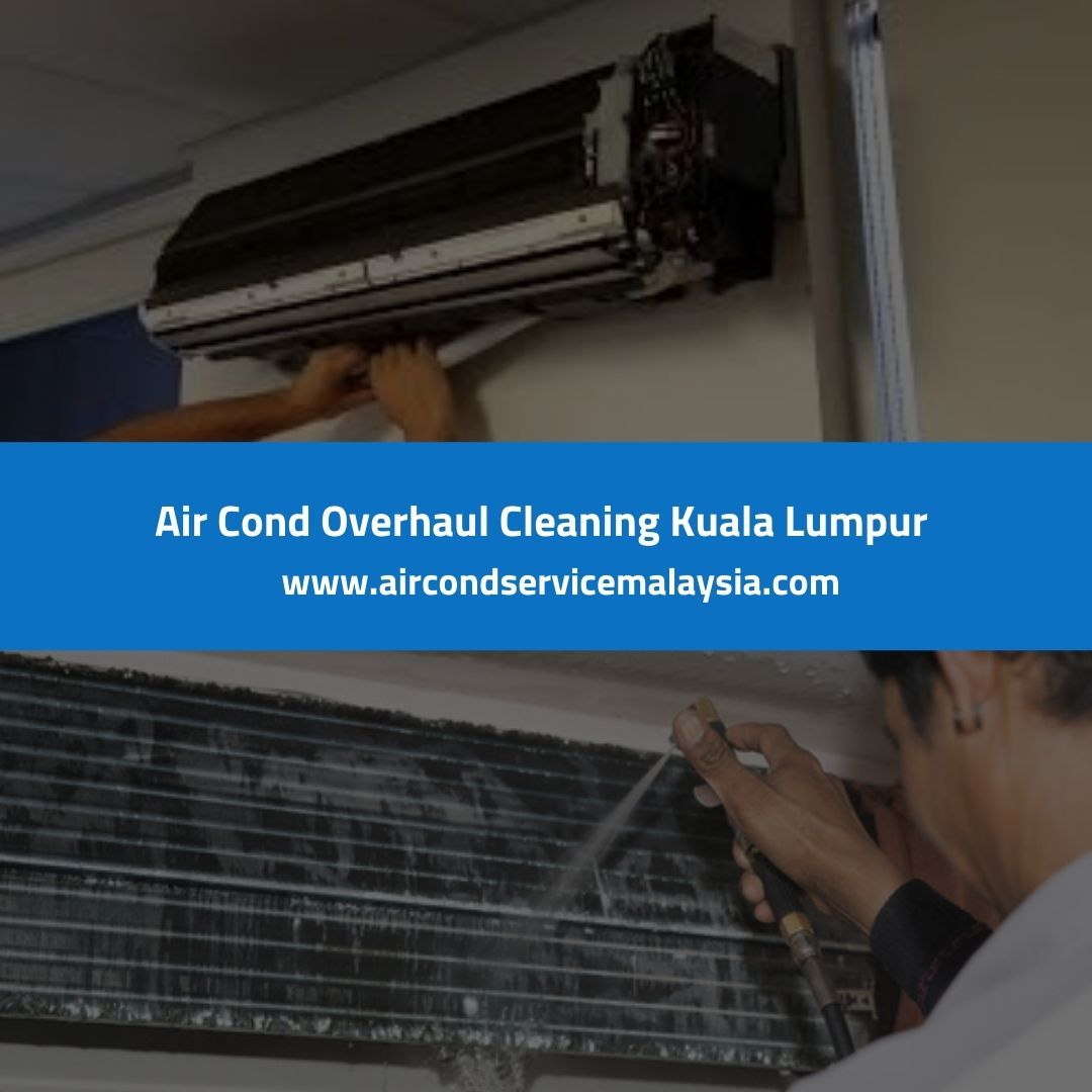 Air Cond Overhaul Cleaning KL