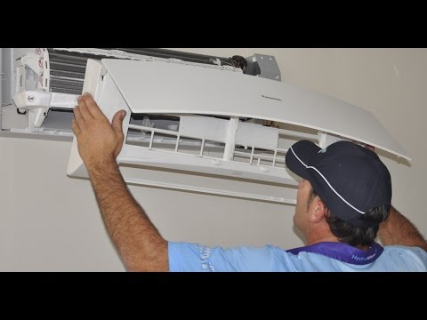 Aircon general cleaning KL